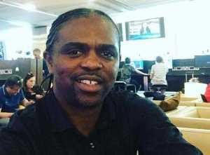 Nigerian Football Legend, Kanu Nwankwo